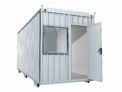 Container Habitacional Metálico 2