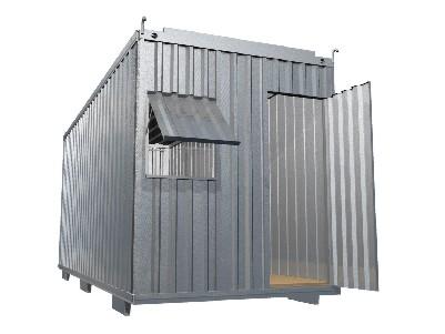 Container Habitacional Metálico 4