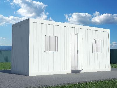 Container Habitacional Termoacústico 30mm 5