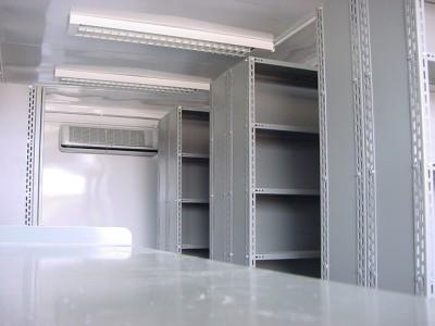 Almoxarifado Container