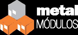 Logo Metal Módulos Footer